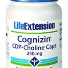 Life Extension Cognizin CDP-Choline 60 V Caps