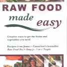Raw Food Made Easy DVD