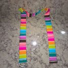 Women's Rainbow Belt Multi-Color