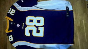 Adrian Peterson #28 Purple Jersey Nike Minnesota Vikings NFL Game Jersey XL Men