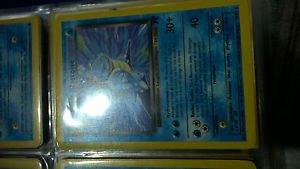 Pokemon Dark Blastoise, 1999-2000, 20/82, Rare, LP