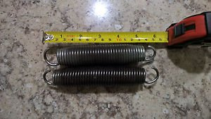 1 USED 6 inch trampoline spring
