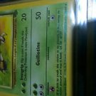 Pinsir, jungle set, 25/64, non holographic pokemon card