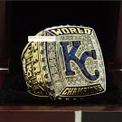 2016 Kansas City Royals World Series Championship ring 8-14S copper solid for player PEREZ..
