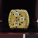 1978 Pittsburgh Steelers super bowl champion ring 8-14 Size High quality, it is worth collecting