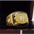 1981 San Francisco 49ers super bowl Championship ring 8-14 Size High quality, it is worth collecting