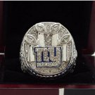 2011 New York Giants super bowl ring 8-14 Size High quality, it is worth collecting