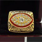 1982 Washington Redskins super bowl Championship Ring 11 Size high quality in stock for sale .