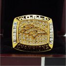1997 Denver Broncos super bowl Championship Ring 11 Size high quality in stock for sale .