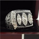 1983 Oakland Raiders super bowl Championship Ring 11s high quality in stock for sale .