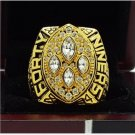 1989 San Francisco 49ers super bowl Championship Ring 11 Size high quality in stock for sale .
