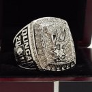 2014 San Antonio Spurs National Basketball Championship Ring 7-15 Size Copper Engraved Inside