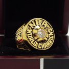 1975 Golden State GSW Warrior Basketball West Championship Ring 7-15 Size