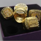 One Set 5 PCS 00 01 02 09 10 Los Angeles Lakers National Basketball Championship Ring 7-15 Size