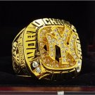 2000 New York Yankee MLB World Seires Championship Ring 11S Alloy solid in stock