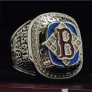 2004 Boston Red Sox MLB World Seires Championship Ring 7-15 Size Copper Solid Engraved Inside