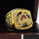 2001 Colorado Avalanche NHL Hockey Stanely Cup Championship Ring 11S alloy solid in stock