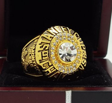 1985 Edmonton Oilers NHL Hockey Stanely Cup Championship Ring 11S alloy solid in stock