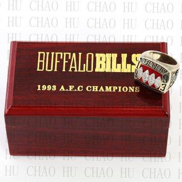 1993 Replica AFC American Football Rings Fashion Jewelry Men Fan Best Gift BJ250