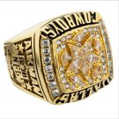1995 Dallas Cowboys giants Super Bowl Football Championship Ring Size 8-14