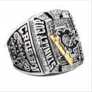 2009 Pittsburgh Penguins Stanley Cup Championship Rings Hockey Ring Size 8-14