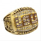 Louisiana State Championship Ring 2003 Replica LSU Tigers NCAA National Rings 8-14 size
