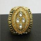 1993 Dallas Cowboys Football Super Bowl World Championship Ring 11Size 'Thornton' Fans  Back Gift