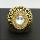 1985 Edmonton Oilers Stanley Cup Championship Ring NHL Hockey Ring 11 Size Gretzky Fans Gift