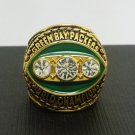 1967 Green Bay Packers Football Super Bowl World Championship Ring 11Size 'Starr' Fans  Back Gift