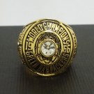 1966 Green Bay Packers Football Super Bowl World Championship Ring 11Size 'Wright' Fans  Back Gift