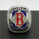 2004 Boston Red Sox MLB World Series Championship Alloy Ring 11 Size For 'Anderson' Fans Gift