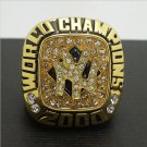 2000 New York MLB Yankees World Series Championship Alloy Ring 11 Size For 'Jeter' Fans Gift