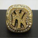 1999 New York MLB Yankees World Series Championship Ring 11 Size For 'Jeter' Fans Gift