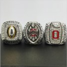 2014 2015 Ohio State Buckeyes National College Football Championship Solid Copper Ring 11  Size