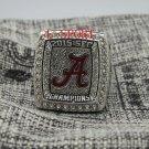 2015-2016 in Alabama crimson championship ring 7 S us solid... SEC champion