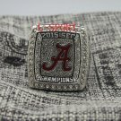2015-2016 in Alabama crimson championship ring 11 S us solid... SEC champion