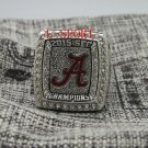 2015-2016 in Alabama crimson championship ring 13 S us solid... SEC champion