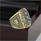 1982 New York Islanders NHL Hockey Stanely Cup Championship Ring 10-13 size with cherry wooden case