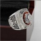 2013 NHL Chicago Blackhawks Hockey Stanley Cup Championship Ring Size 10-13 With Wooden Box