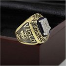 1987 Minnesota Twins MLB World Series Baseball Championship Ring With High Quality Wooden Box