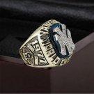1977 New York MLB World Series Baseball Championship Ring With High Quality Wooden Box