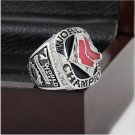 2007 Boston Red Sox World Series Baseball Championship Ring Size 10-13 With High Quality Wooden Box