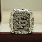 2013 Florida state Seminoles Orange Bowl Championship Copper Ring 8-14Size+Box