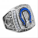 2006 Indianapolis Colts Super Bowl FOOTBALL Championship Ring 7-15 Size Copper Solid Engraved Inside