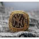 1999 New York Yankee MLB World Seires Championship Ring 7-15 Size Copper Solid Engraved Inside