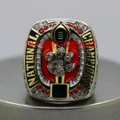 2016 2017 Clemson Tigers Final  National Championship Ring 7 Size  FOR PLAYER WATSON