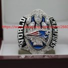 2017Drop shippping Pre-sale order New England Patriots super bowl Championship Ring 8-14 Size