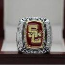 2009 USC University of Southern California championship ring 8-14 Size