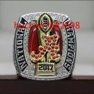 2017 2018 Alabama Crimson Tide National championship ring SZ 8-14