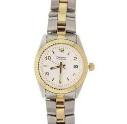 Womens Caravelle Stainless Steel Bracelet Watch